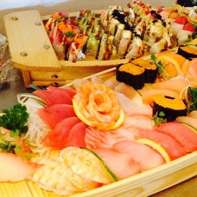Jensai Sushi Gallery